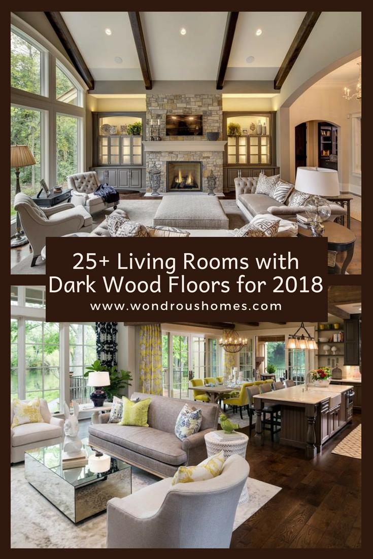 Discover living rooms with dark wood floors livingroom darkhardwood homedesign homedecor also rh pinterest