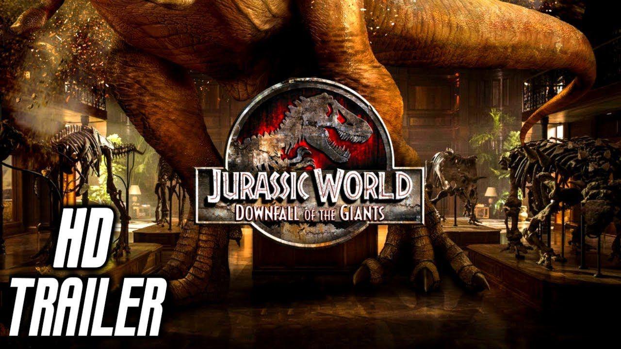 Jurassic World 2 Trailer Tv Spot New 2018 Jurassic Park Movie Hd