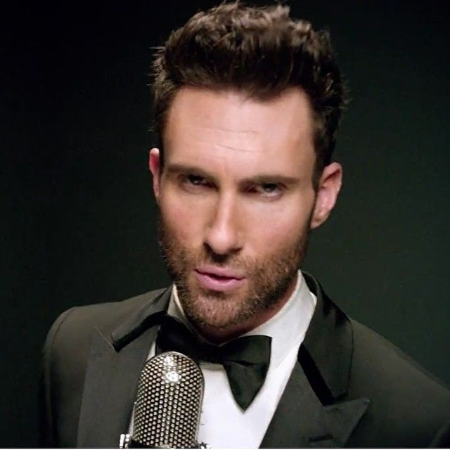 Adam Levine, yes please give me some SUGAR