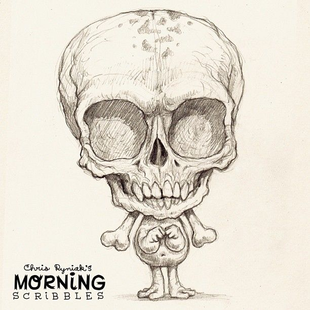Cartoon Drawing Anthropology