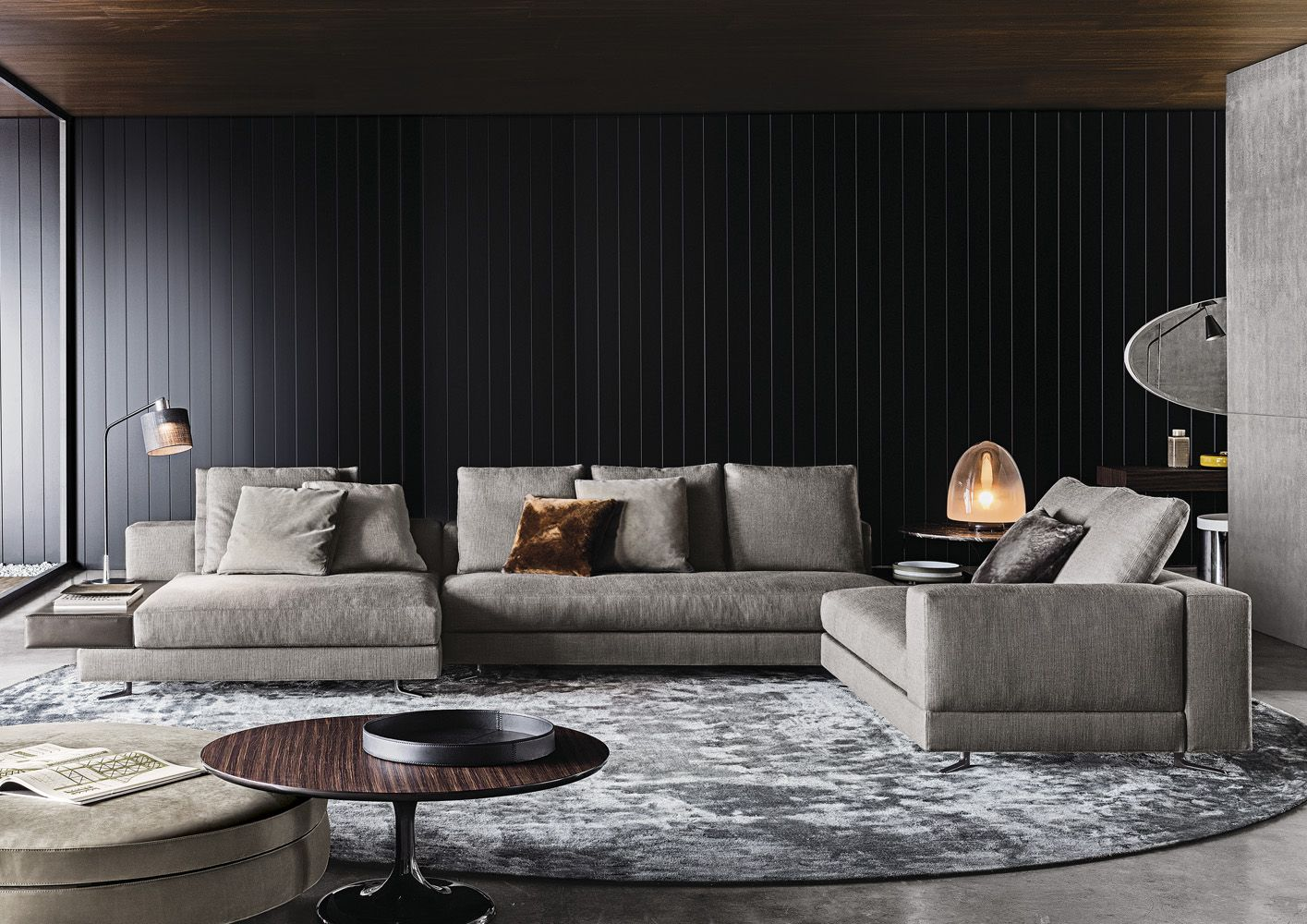 Minotti white our most popular pins arredamento for Arredamento case da sogno interior design