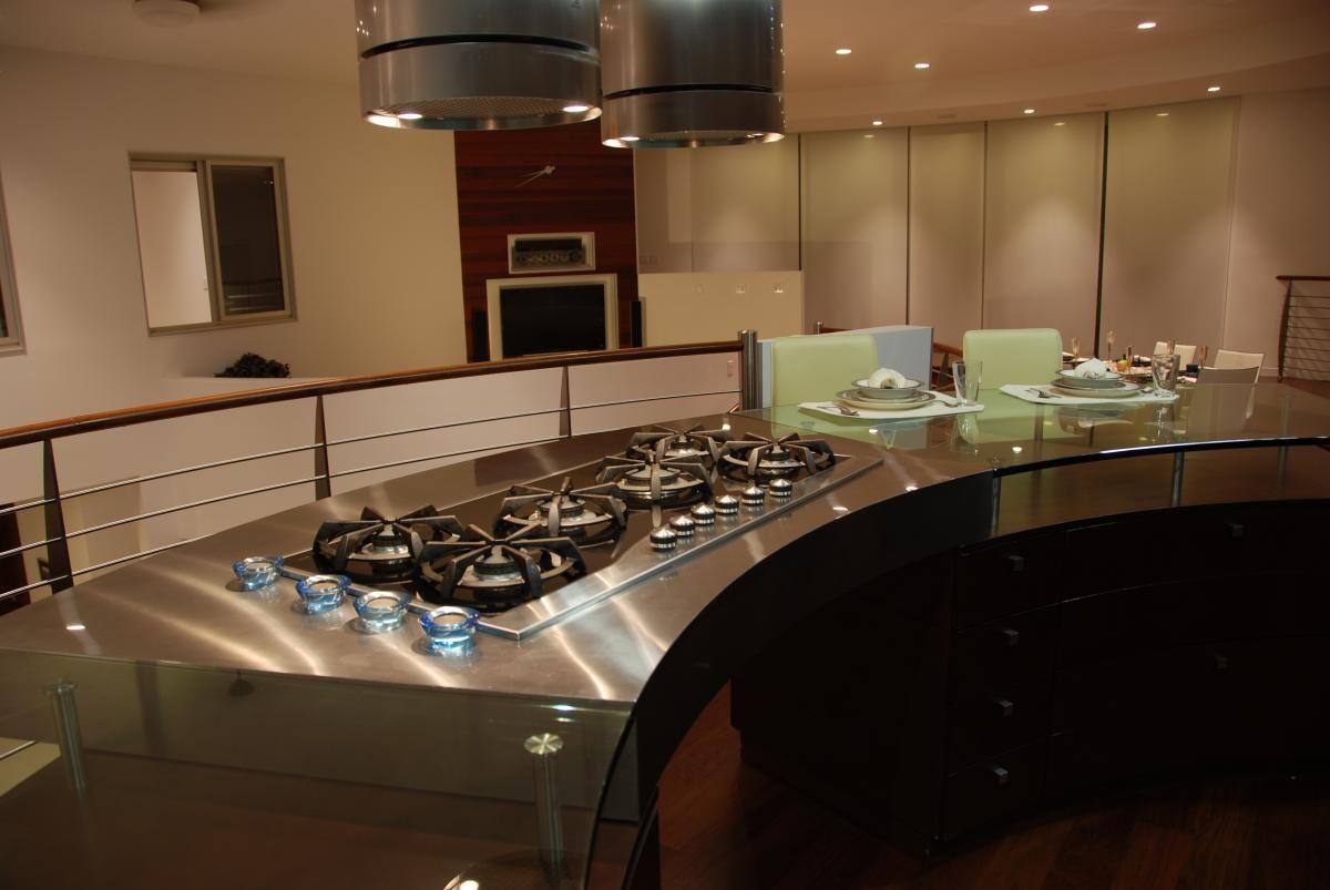 Modern Kitchen, Gourmet Dream! (Cultivate.com) #cultivateit