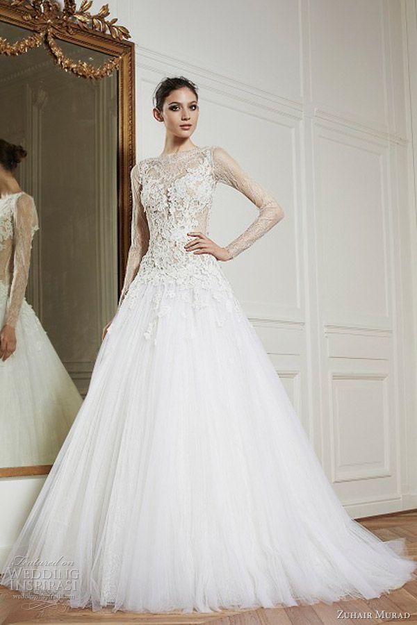 Honey Buy: Zuhair Murad 2013 winter wedding dresses