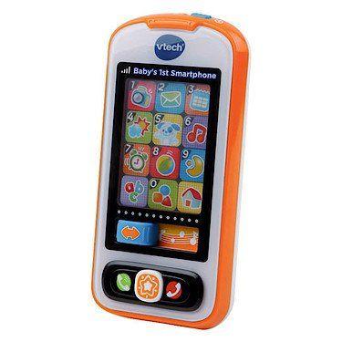 VTech Baby Baby's First Smartphone VTech Baby http://www.amazon.co.uk/dp/B00C88ZWPA/ref=cm_sw_r_pi_dp_8X6Xwb1VN5RMS