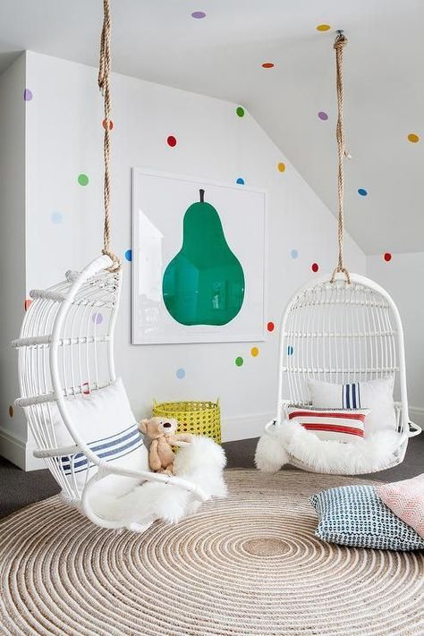 mommo design HANGING CHAIRS Kids Room Pinterest Hanging chair
