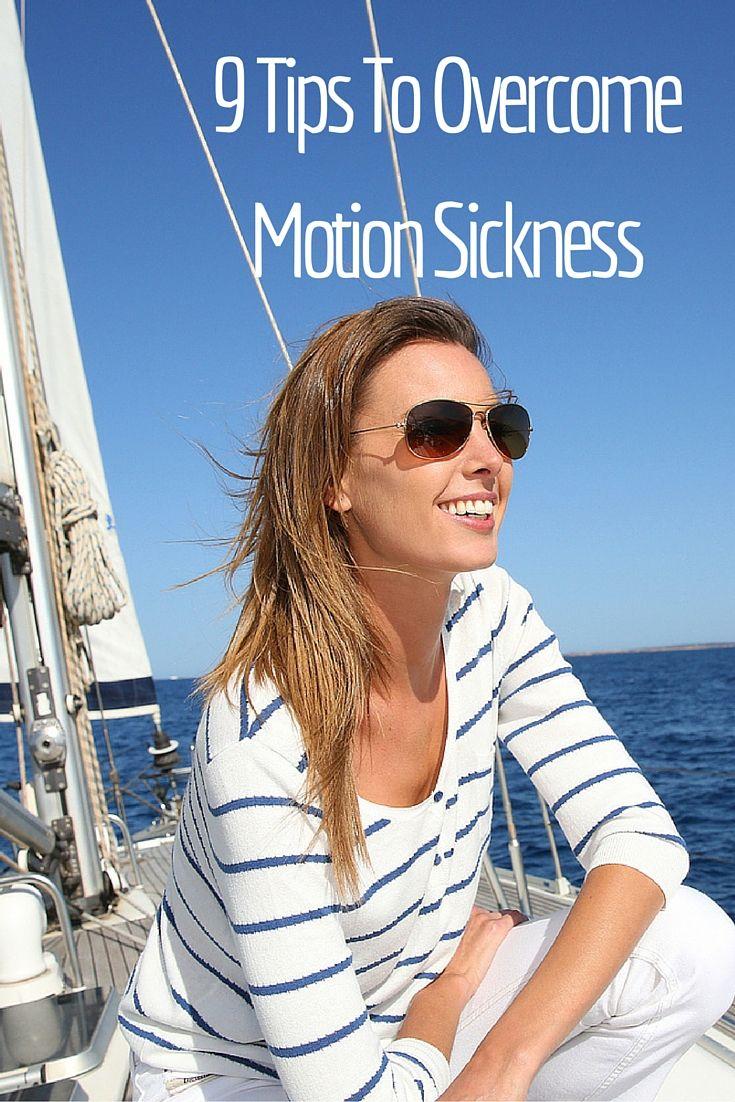 Travel Illness: Do You Suffer Motion Sickness, Car Sick Or