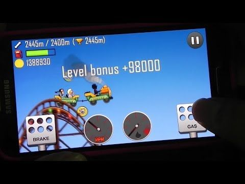 hill climb racing hacked unblocked games