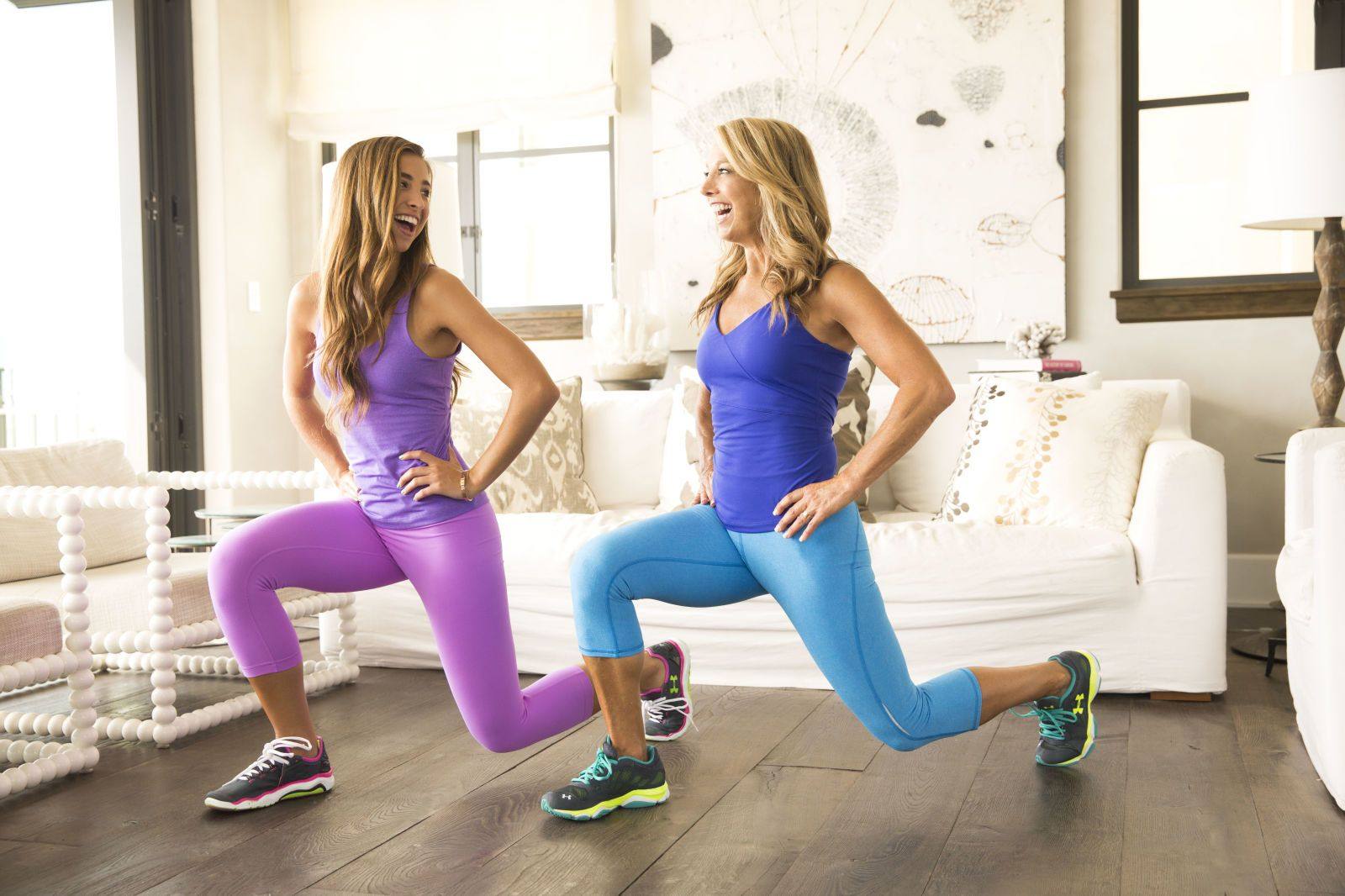 The Best Workout Mothers And Daughters Can Do Together