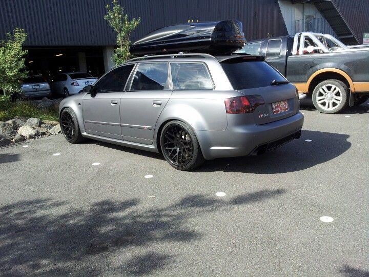 Pin By James Gwinup On Matte Black Hatchback Vw Wagon Audi Wagon
