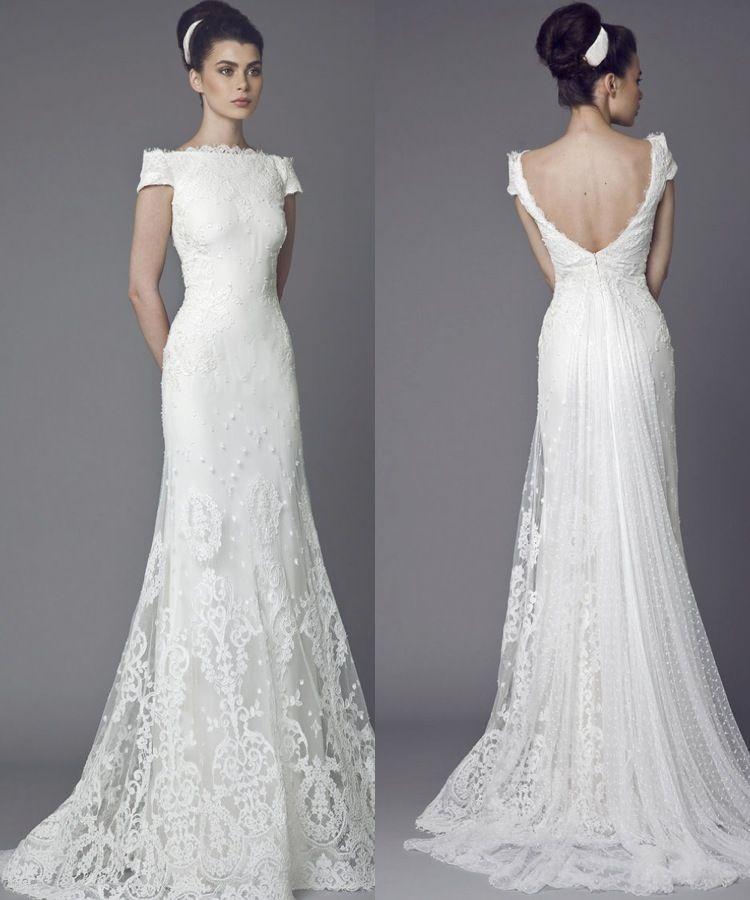 Tony Ward 2015 Bridal Collection