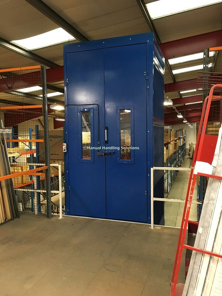 Pin by Manual Handling Solutions on Goods Lifts Self