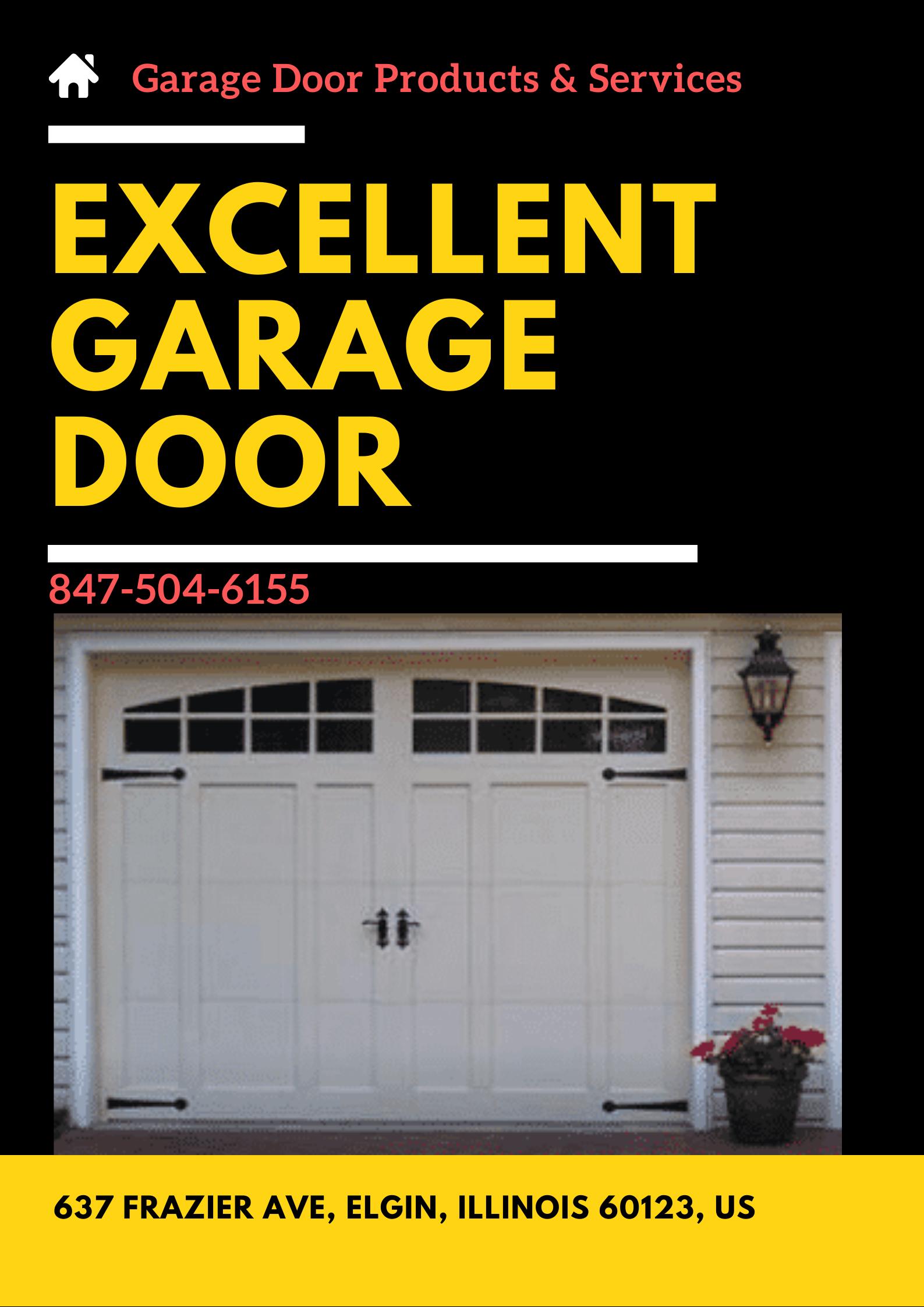 Excellent Garage Door In 2020 Garage Door Repair Service Garage Doors Door Repair