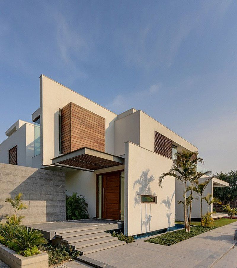 E4 House By Dada Partners Maison Moderne Architecture Moderne