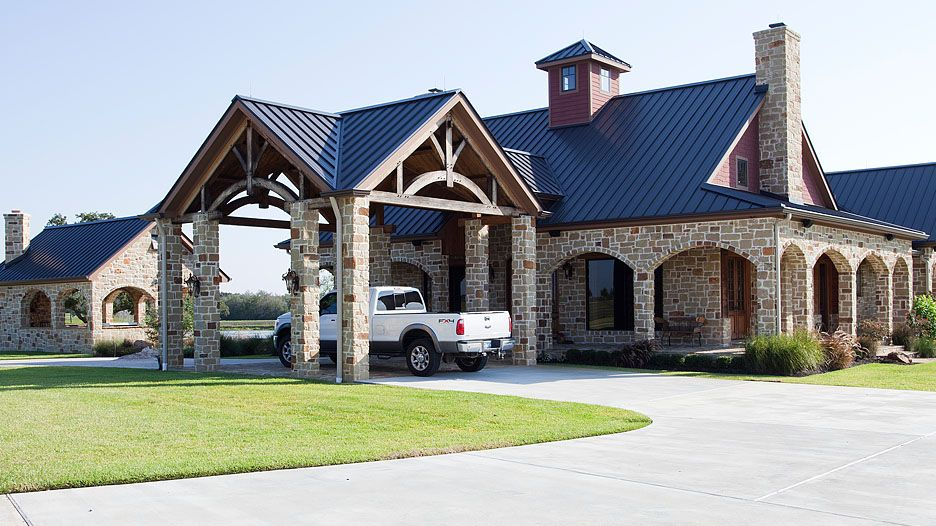 Timber frame ranch homestead house pinterest for Ranch timber frame homes