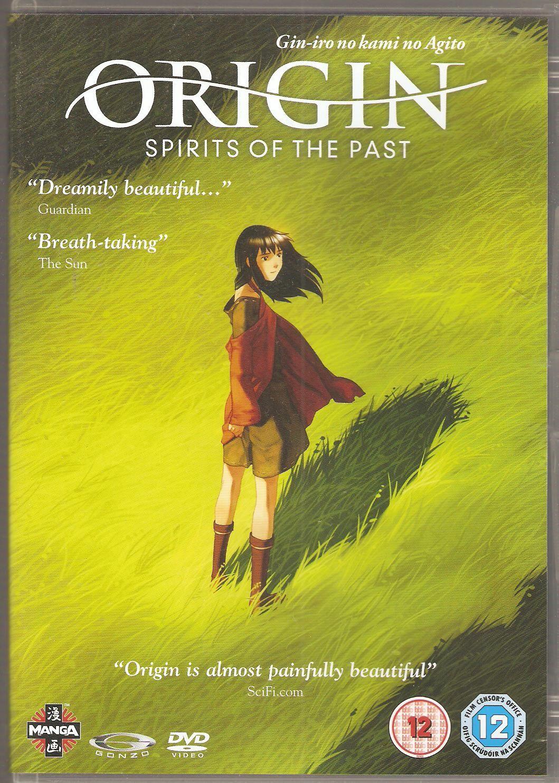 Origin. Spirits of The Past. Anime films, Anime movies
