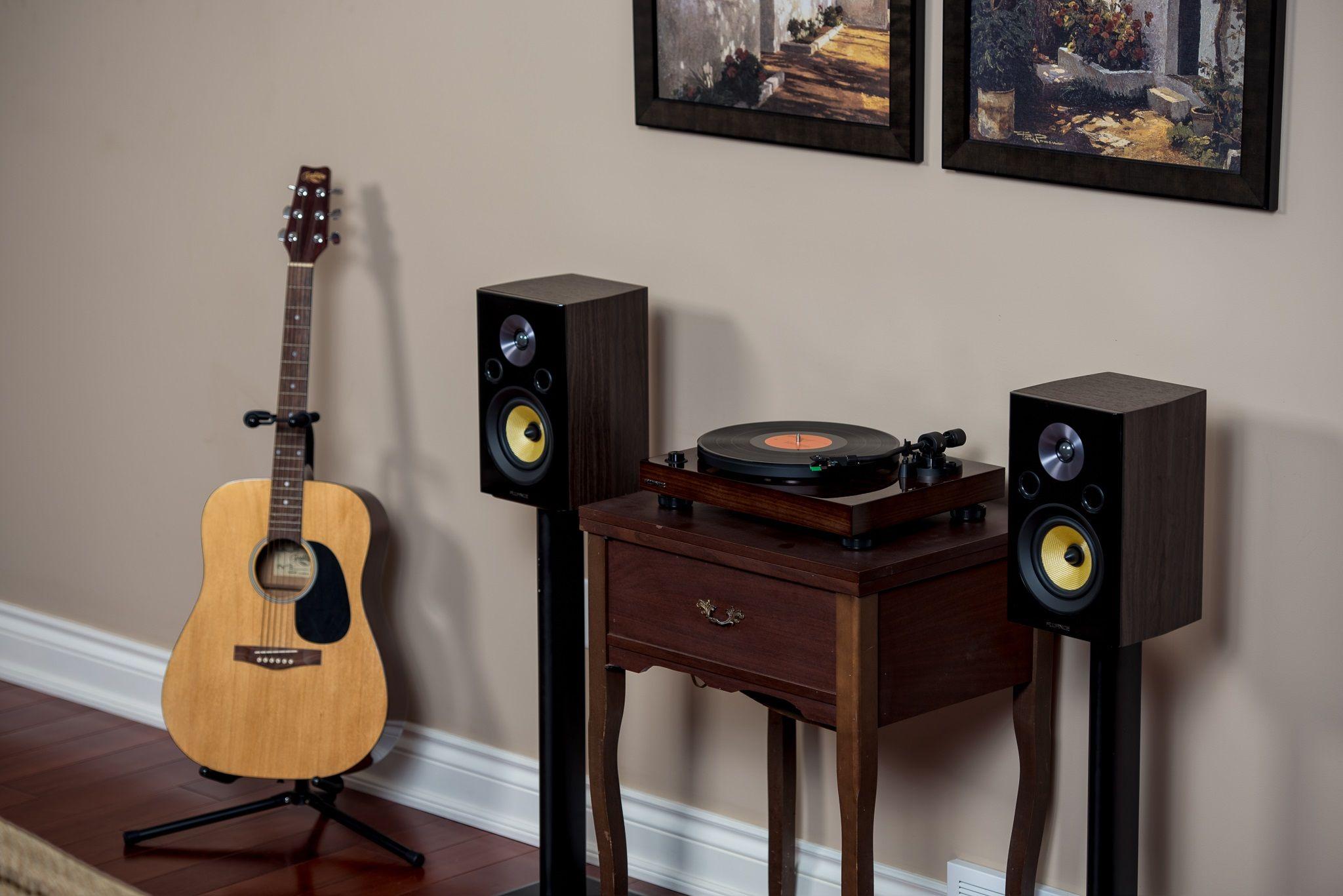 Rt81 Elite High Fidelity Vinyl Turntable Record Player With Premium Cartridge Diamond Needle Turn Table Vinyl Turntable Record Player Vinyl