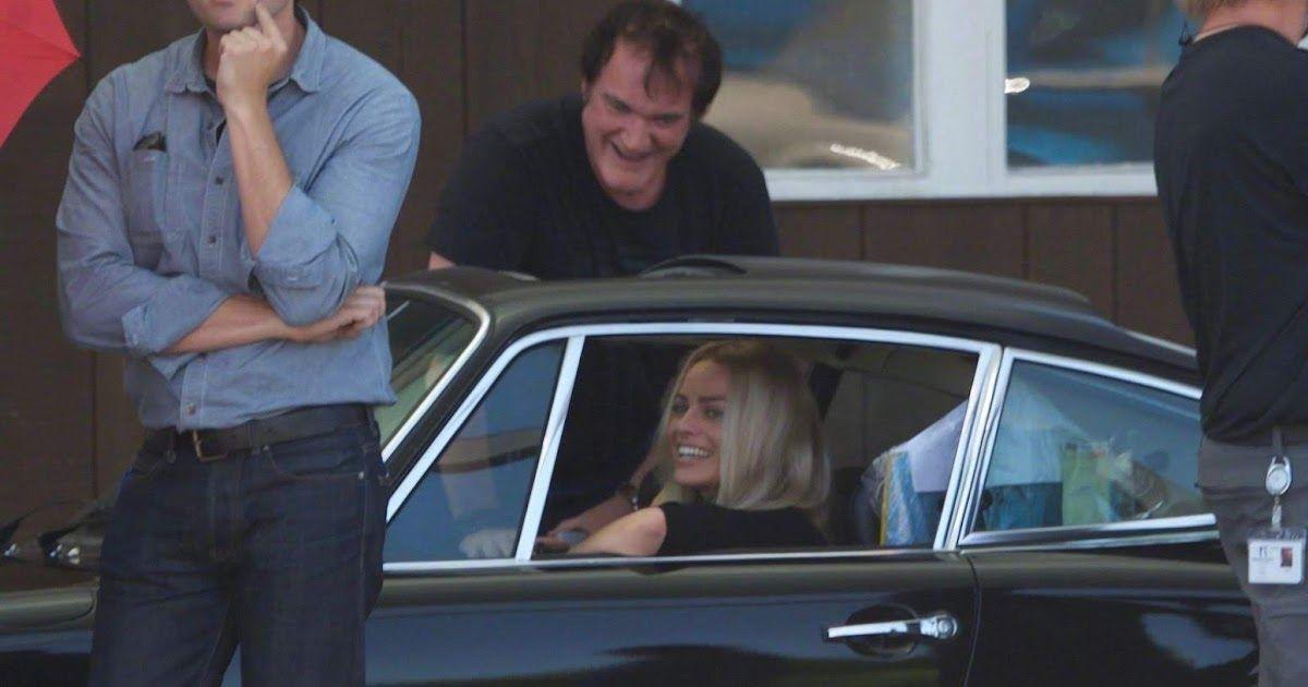 Margot Robbie Plays The Actress Sharon Tate In Once Upon A Time In Hollywood クエンティン タランティーノ監督の最新作 ワンス アポン ア タイム イン ハリウッド のマーゴット ロビーが 悲劇の女優の故シャロン テートに扮して ロケに Margot