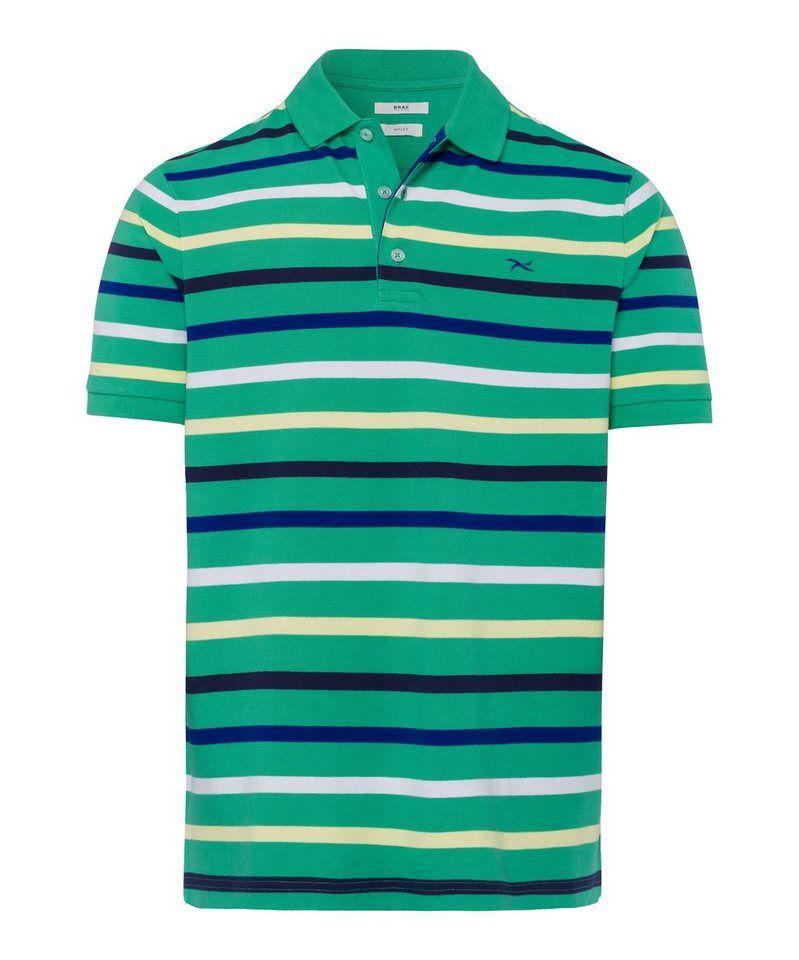 online here presenting discount sale BRAX Style Paco »Hi-Flex: Poloshirt in sommerlichen Farben ...