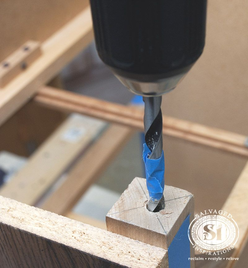DIY Drill Bit Depth Stopper   So Easy To Gauge How Deep To Drill. Just