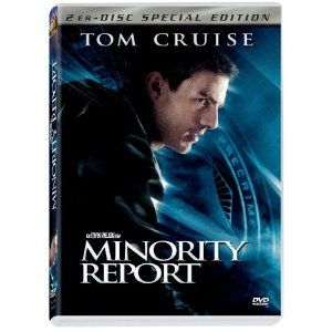 minority report special edition 2 dvds tom. Black Bedroom Furniture Sets. Home Design Ideas