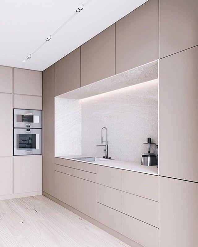 Minimal Elegante Pulita Ed Essenziale Lo Stile E Il Design Si Uniscono Per Creare Una Cucina Veramente Unica Interior Design Kitchen Kitchen Design Design