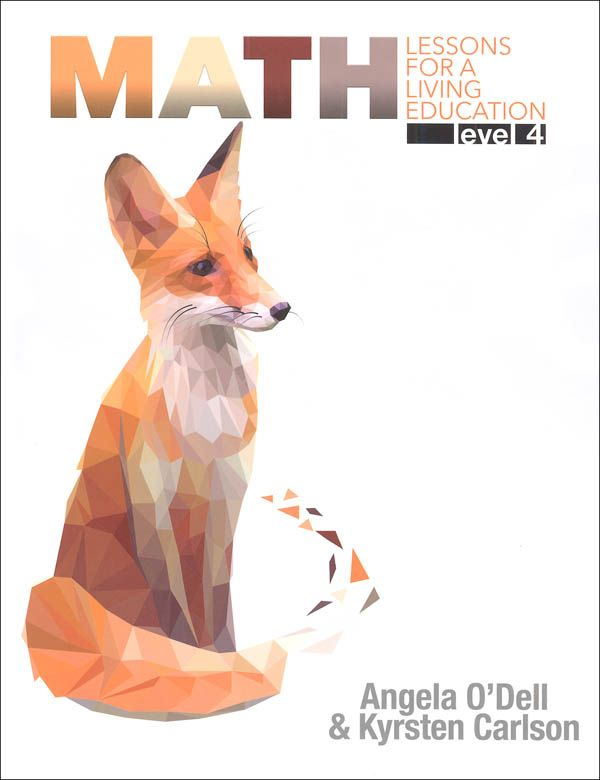 Math Lessons for a Living Education: Level 4 with Answer Key | Main photo…