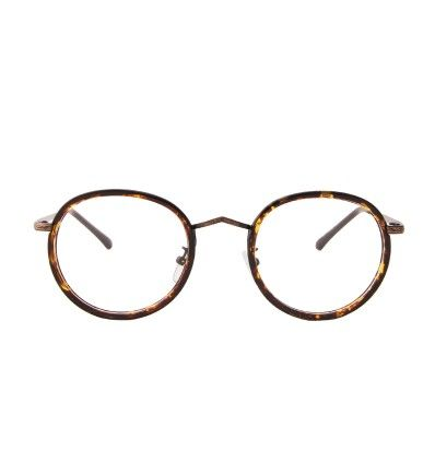 Nereus Glasses Tortoise Shell Prescription Lenses