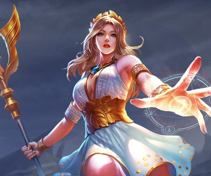 Mobile Legends Wallpaper Rafaela