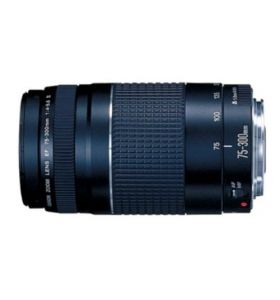 This Best Selling Canon EF 75-300mm f/4-5.6 III Telephoto Zoom Lens for Canon SLR Cameras Tends to SELL OUT VERY FAST!! if this is a MUST HAVE product, be sure to - Order Now to avoid disappointment