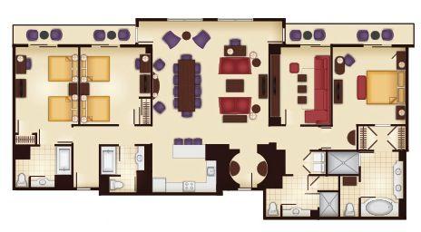 The Villas At Disney S Grand Floridian Resort Amp Spa Guide