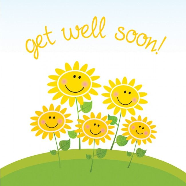 Get Well Soon Wallpaper | Get well soon messages, Get well soon ...