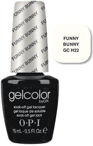 Opi Gelcolor Collection Nail Gel Lacquer, Funny Bunny