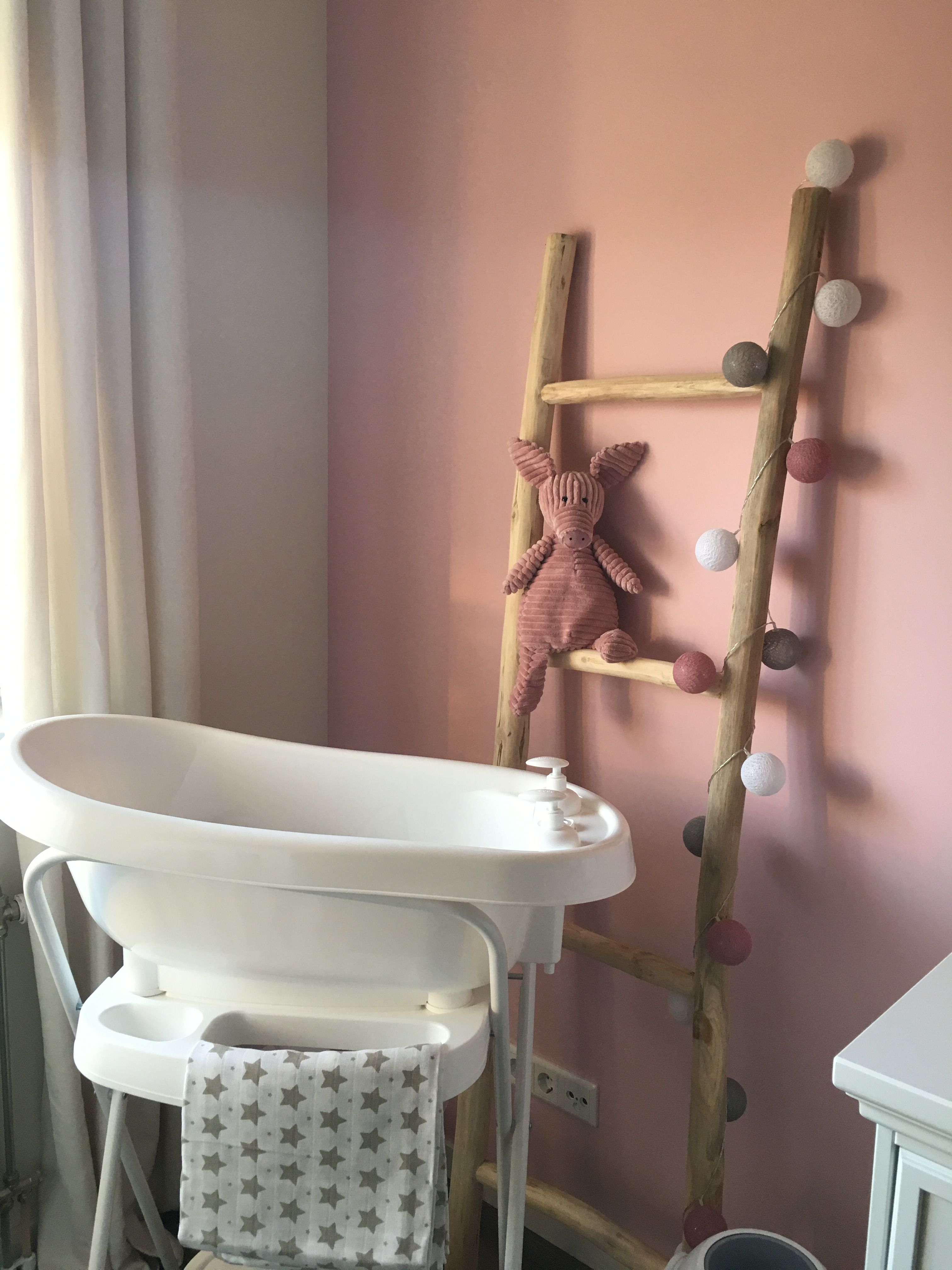 Decoratie Ladder Babykamer Babykamer Decoratie Ladder Cotton Balls Bedroom 2 Ideas In