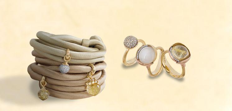 www.Juwelier-Badort.de #OleLynggaard #Golden