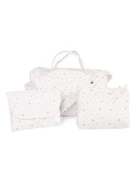 artisanat de qualité dernière remise marque populaire Un sac à langer étoilé, Zara Home Kids - Ce que l'on ...