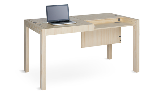 Created By Finnish Designer Markus Toivanen The Piece Is A Four Seated Dining Table Day And Ious Desk