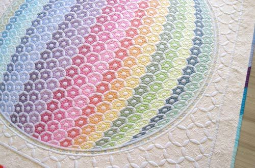 Geta's Quilting Studio: The anatomy of a quilt Trapunto