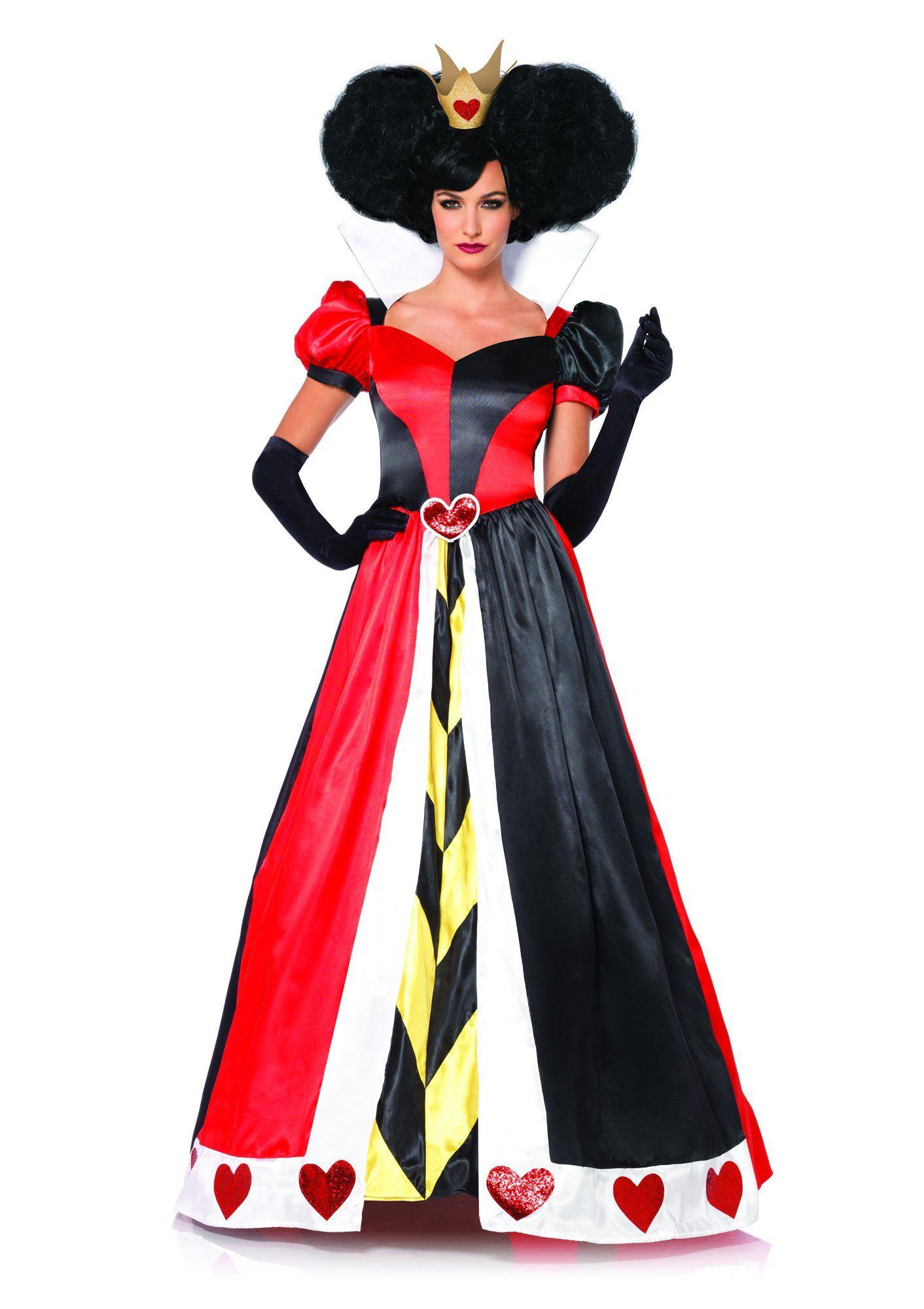 Leg Avenue Women's Disney 2 Piece Queen Of