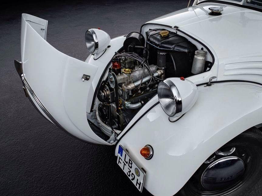 Fiat Topolino Weinsberg Roadster in Auto & Motorrad: Fahrzeuge, Automobile, Oldtimer | eBay