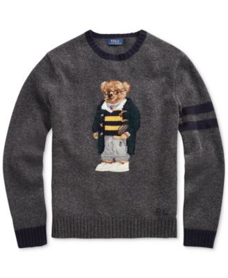 7c6650d4 Polo Ralph Lauren Men Polo Bear Sweater in 2019 | Products | Polo ...
