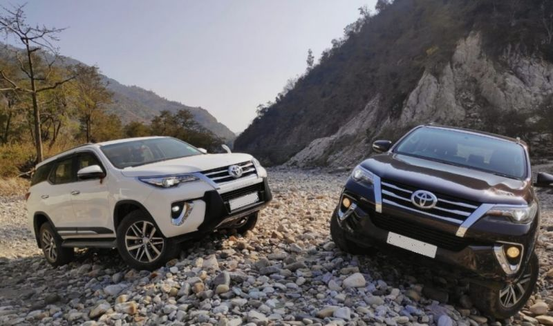 2020 Toyota Fortuner First Look Facelift Engine Release Date Toyota Facelift New Suv