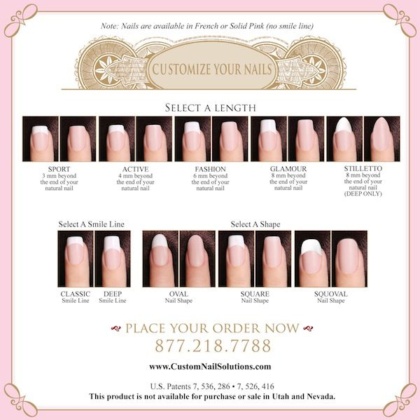 Acrylic And Gel Nails Are Toxic But There Is An Alternative Green Bride Guide Nail Length Acrylic Nail Shapes Diy Wedding Nails