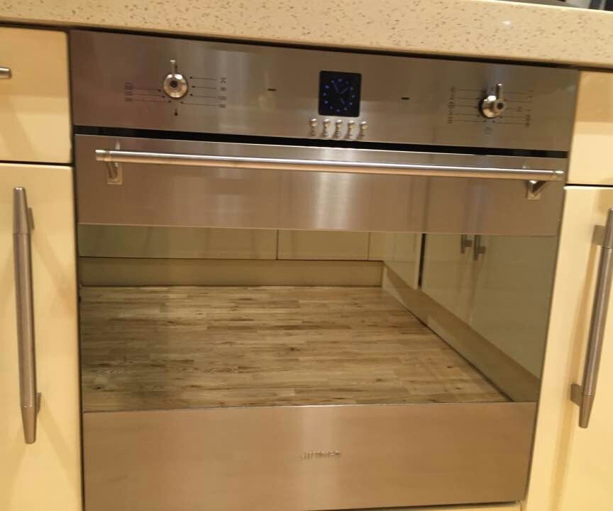 Smeg Sf399x Classic Multifunction Electric Built In Single Oven