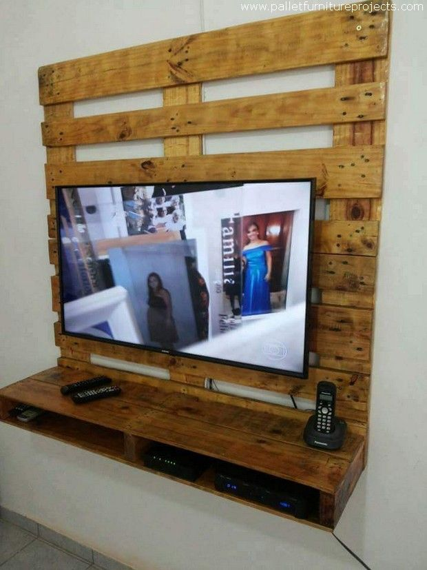 21 Diy Tv Stand Ideas For Your Weekend Home Project Diy Tv
