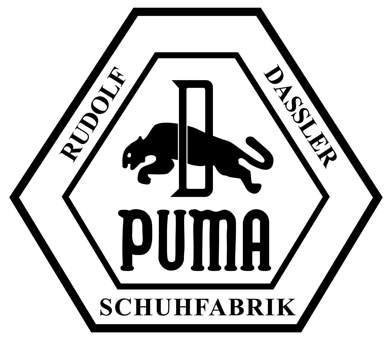 A Classic Puma Logo Vintage Logo Old Logo