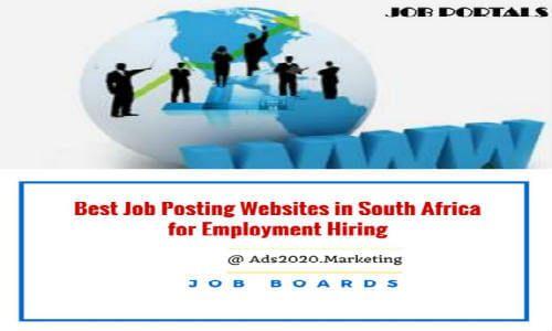 free job posting sites south africa