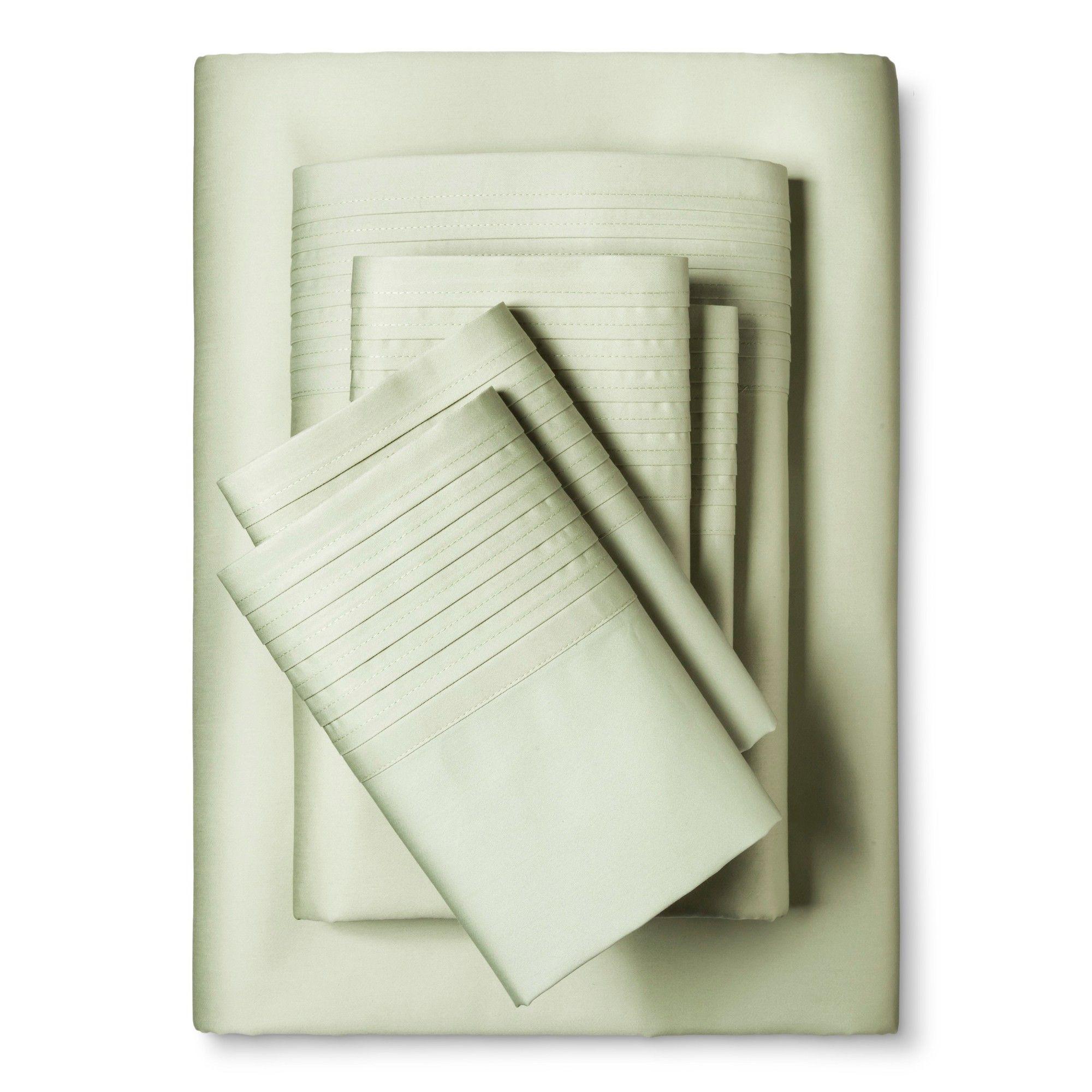 Lancaster thread count sheet set king wintermint elite home