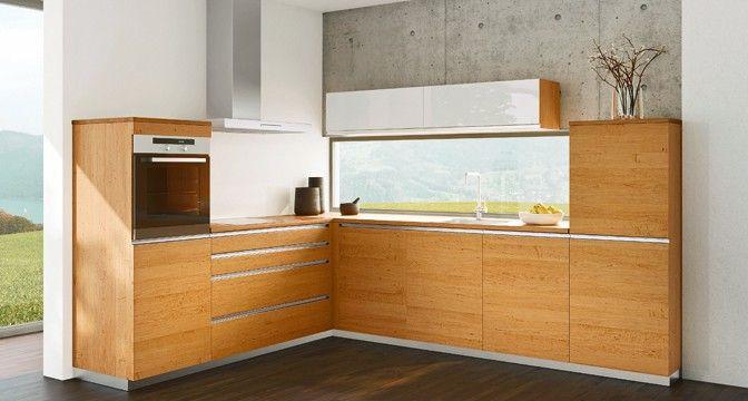 Die attraktive l1 von TEAM 7 überzeugt mit Qualität und Design - küchen team 7