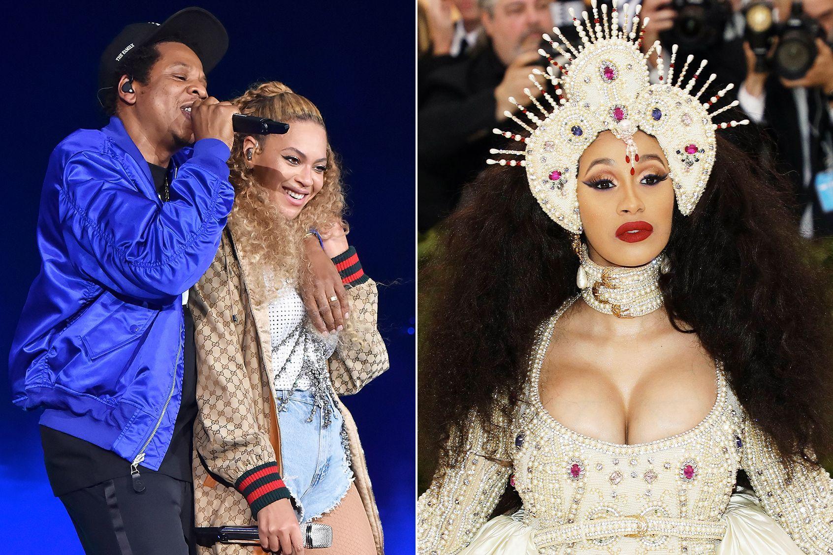 Cardi B Tattoos Arm: VMAs 2018: Cardi B, The Carters, Childish Gambino, Drake