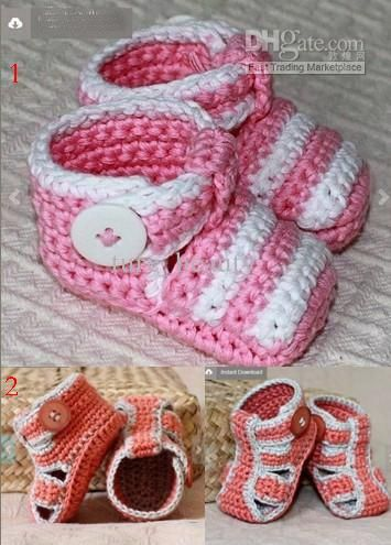 Wholesale Baby/First Walker Shoes 0-24M - Buy 10%off!2013New Baby Sandals !Exclusive Crochet Baby Shoes,hot Toddler Shoes,infant Cheap Shoes,hot Baby Shoes,shoes Shop!/$2.39 | DHgate
